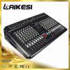 Console sonore de mélangeur de pouvoir des glissières USB de la série 16 de Gmx1600d