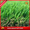 Tappeto erboso artificiale all'ingrosso del giardino del prato inglese dell'erba