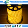 Lumière plate de corde de Noël DEL de tension d'IP65/IP67/IP68 50m