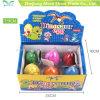 El dinosaurio mágico de la trama agrega juguetes de los huevos de dinosaurio del animal doméstico Growing del agua los pequeños