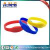 Wristband esperto do silicone Multi-Size útil seguro de RFID