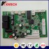 2017 zet de Nieuwe Oppervlakte van de Uitrusting van de Kaart van VoIP van het Parkeerterrein de Analoge GSM Kntech Kn518 Raad van PCB op