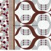 100%Polyester Kopfstein Pigment&Disperse druckte Gewebe für Bettwäsche-Set
