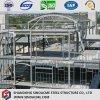 Construction/construction structurales en acier lourdes diplôméees pré conçues