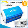 Sti300W 12V/24V 21~32VDC 50Hz± 0.2% 격자 변환장치 Sti300-24 떨어져 태양