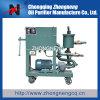 Máquina del filtro de petróleo de la presión de la placa