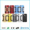 Caja rugosa híbrida a prueba de choques del teléfono de la armadura para el iPhone 6 7 más