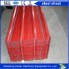Toiture en acier ondulée de tôle d'acier de couleur de feuille de toiture de PPGI d'acier de PPGI avec le modèle Yx25-210-840 (1050)