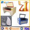 Acrílico cortadora del grabado del laser del CO2 del CNC de 100 vatios 1390