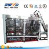 Hersteller kundenspezifische automatische 3 in-1 Sodawasser-abfüllende Maschinerie