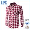 camisa larga de la funda de la manera promocional del Spandex 100%Cotton