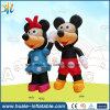 Раздувной рекламируя шарж, раздувная мышь Micky для малышей