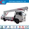 高品質Dongfeng 4X2 Hydraulic Aerial Cage Truck