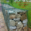 PVC Coated Gabion Box Gabion Box Made in Cina Factory