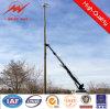 Elektrischer Pole-elektrischer Stahlstrom Polen mit dem Querarm
