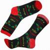 2015 de Katoenen Vrolijke Sokken van Kerstmis