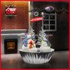 Decoratie voor de Ambachten van Kerstmis van Snowinng van het Huis en van de Tuin