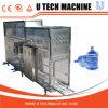 Máquina de rellenar automática del agua mineral del cubo de 5 galones