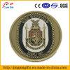 Moneda de encargo 1 del desafío del metal de la insignia