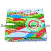 Chiusura d'angolo del contenitore di pizza del cartone per scatole per la durezza (PIZZ-006)