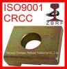 O fornecedor Railway Certificated ISO dos prendedores cerc a braçadeira da carcaça