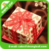 Belle boîte-cadeau de papier de empaquetage sensible respectueuse de l'environnement de vente chaude (SLF-PB027)