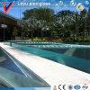 Grande piscina acrilica trasparente