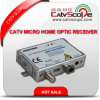 Nodo óptico casero micro del receptor de CATV FTTH