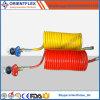Mangueira colorida do freio de ar da bobina do PA da qualidade superior