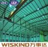 Construcción ligera prefabricada rápida del acero del marco de Asemble del bajo costo nueva