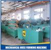 Tubulação de mangueira flexível ondulada mecânica que faz a máquina