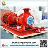 Einzelnes Stadiums-einzelne Absaugung-Dieselmotor-zentrifugale Wasser-Pumpe