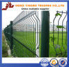 PVC Coated Galvanized Welded Wire Mesh Fence (공장)