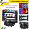 8PCS *10W RGBW 4in1 LED Moving Head Spider Light (HL-015YT)