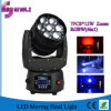 luz principal móvil de DJ del zumbido de 7PCS LED (HL-009BM)