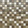Variación de mármol de cristal del color del mosaico para el cuarto de baño