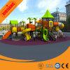Цветастая спортивная площадка LLDPE пластичная напольная для малышей