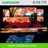 Exposição de diodo emissor de luz alugado da cor cheia de Chipshow Rr5I para o estágio