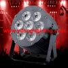 알루미늄 7X15W Rgbaw 5in1 실내 LED 단계 빛