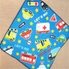 100%Cotton Wholesale Print Baby Face Towel