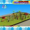 아이들 옥외 고독한 장비 상승 순수한 조합 정글짐 아이들 장난감 (XYH-12167B)를 위한 옥외 상승 시리즈