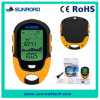 다기능 옥외 고도계, 기압계, 나침의, 온도계, 습도계, LED 토치, Ipx4
