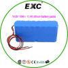 18650-5 P4s 14.8V 10ah/11 Ah блок батарей лития