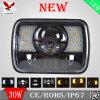 Lumière principale du rectangle DEL, lumière tous terrains, lumière pilotante pour Vechiles tous terrains, Wrangler de jeep (HCW-L301099)