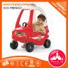 Le plastique animal de cavalier de ressort d'enfants joue la voiture de jeu