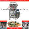 PLC System Automatic Vertical Packaging Machine per Granules