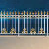 Alta calidad con Luxury Villa Edge Fence