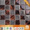 Popular vendedora caliente de la hoja de vidrio cristalino de las tejas de mosaico (G855021)