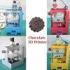 2016 nouveau Desktop Chocolate Food 3D Printer