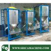 El plástico industrial granula el mezclador del color con el tipo de Vetical